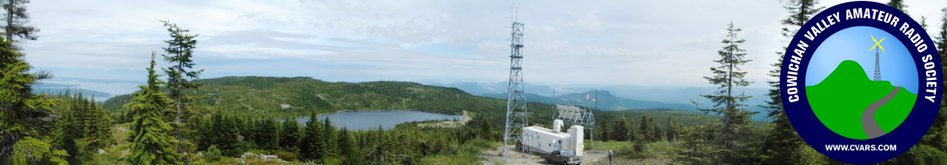 Cowichan Valley Amateur Radio repeater